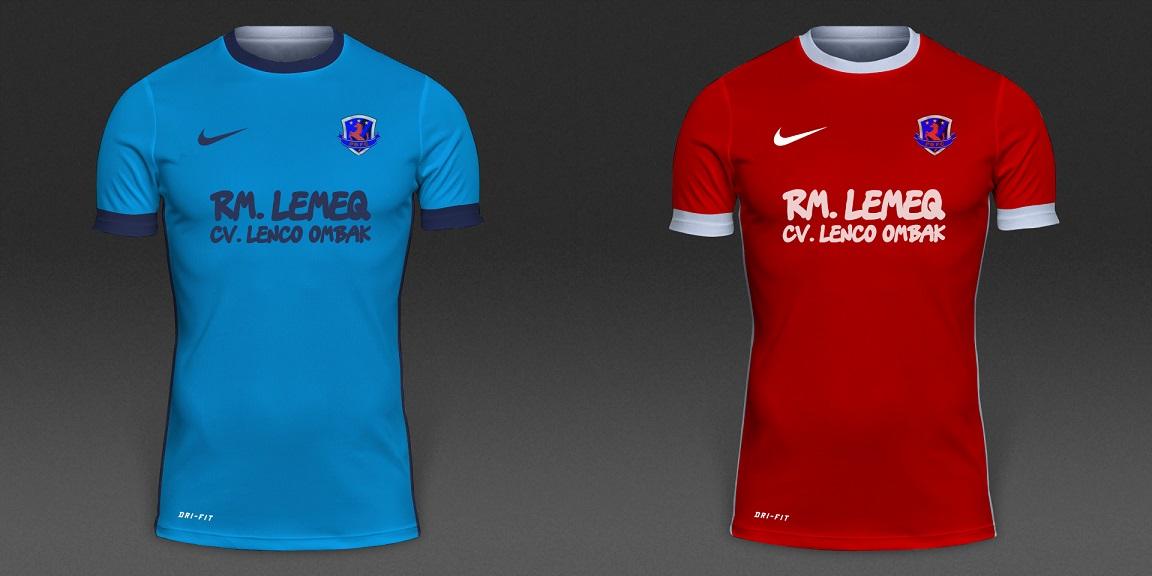 Jersey Parlay Borneo-Buat Jersey Futsal
