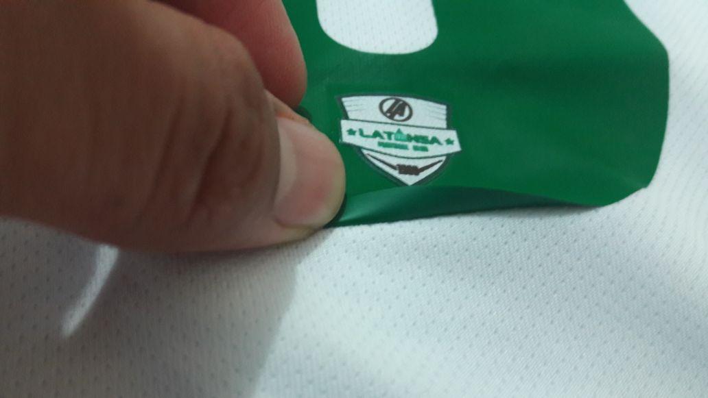 cara merekatkan sablon jersey yang lepas