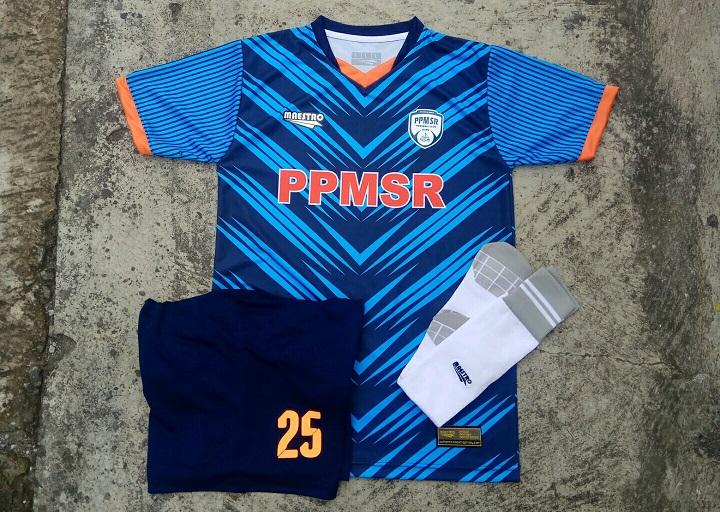 Jersey Futsal Printing PPMSR FC