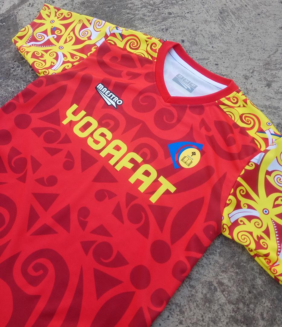 Jersey Futsal Printing Batik Upaya Melestarikan Budaya Indonesia