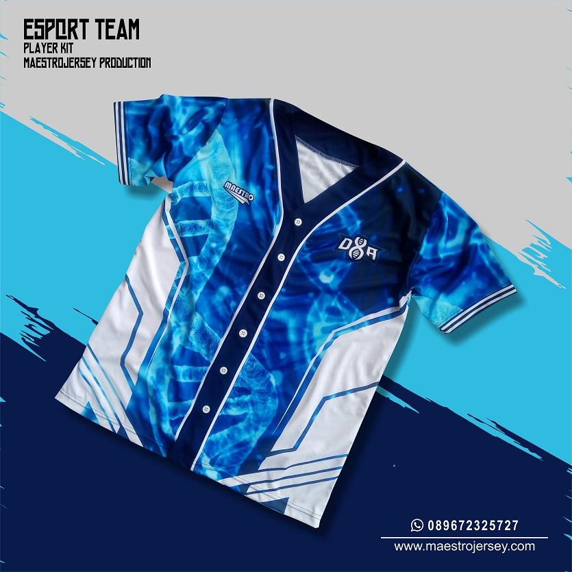 jersey atau baju baseball
