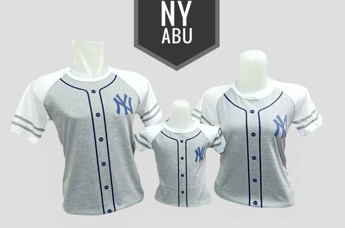 baju baseball couple